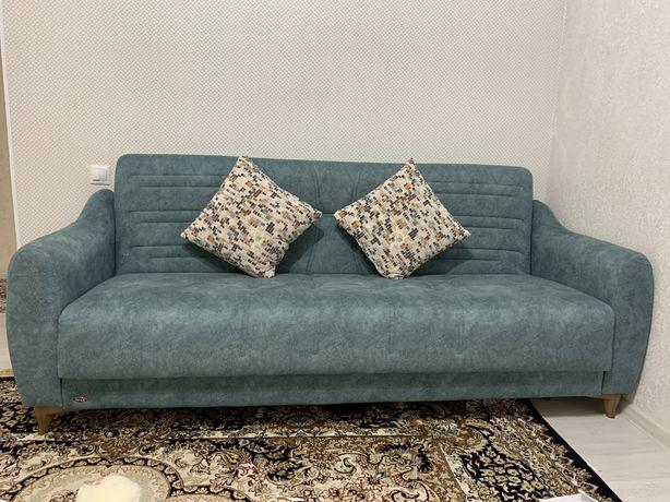 Мягкий диван-кровать турецкого производства
