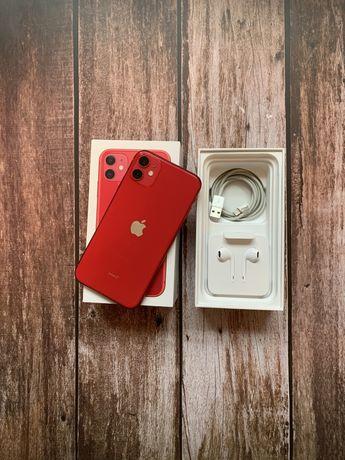 Iphone 11 red 128gb. В идеальном сотоянии