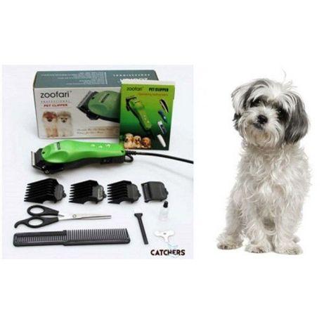 Сега -40%! New Машинка за подстригване на кучета Zoofari !
