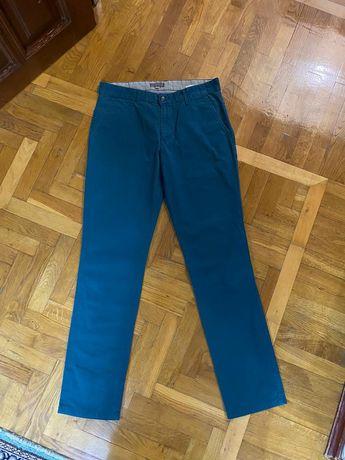 Продам брюки. Koton. В отличном состоянии.Размер 30,на 46 Цвет зеленый