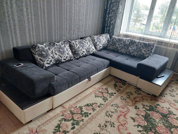 Угловой диван за 80.000