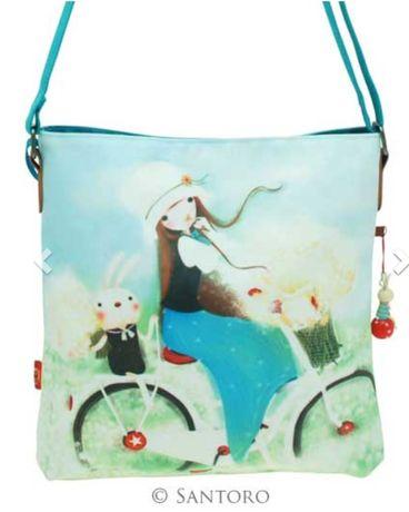 75лвЛиквидация SANTORO®Kori Kumi Summertime Coated Cross Body Bag