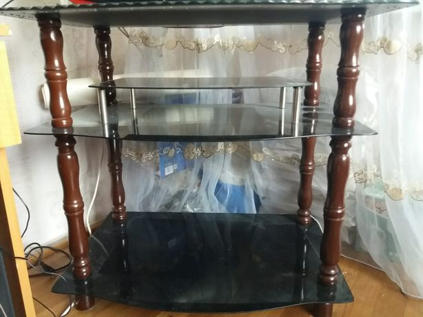 Продам столик-тумбочку под телевизор срочно