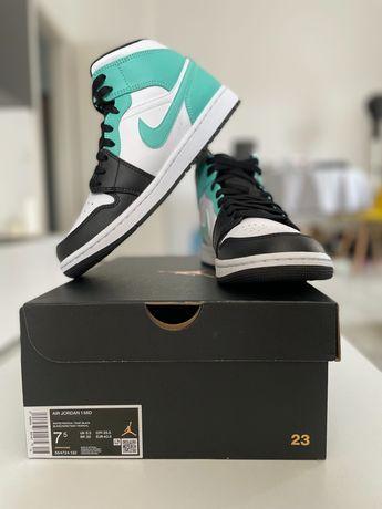Nike Air Jordan 1 Mid Tropical Twist