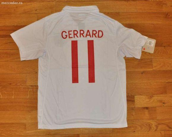 Tricou Umbro - Beckham, Terry, Gerrard, Ferdinand, Owen Anglia