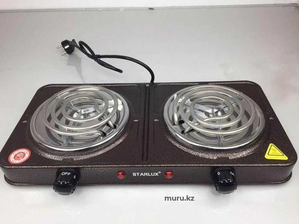 Плита электрическая 1-2 конфорки Плитка электроплита 2000W Гарантия