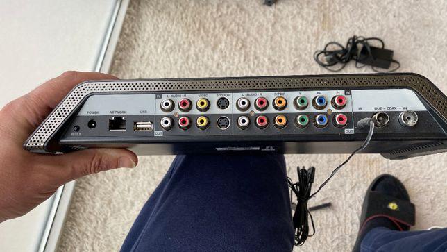 Slingbox PRO-HD vizualizare TV de acasă prin internet pe Tel/Tab/PC