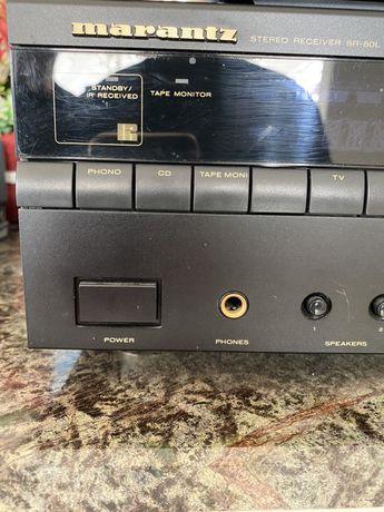 Marantz Stereo receiver sr-50 L  Akai-technics-sony-denon