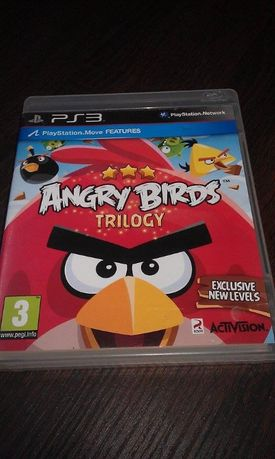 Angry Birds trilogy PS3-Skylanders swap force -