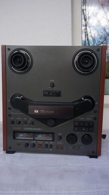 Magnetofon AKAI GX 646 Black Edition