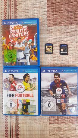 Vând jocuri PS vita