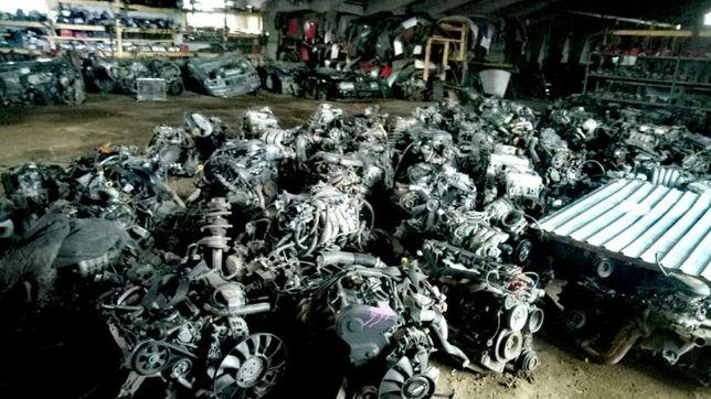 Авто разбор из Германии моторы каробки навесное ходовка кузовные детал
