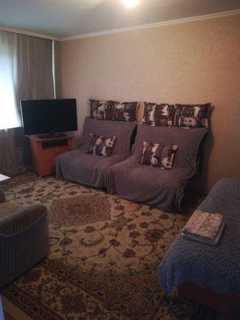 Квартира посуточно 1но комнатная в центре города