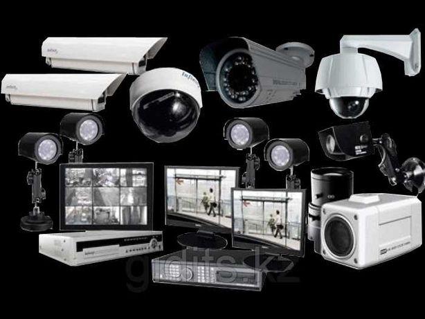 Установка и настройка видеонаблюдения