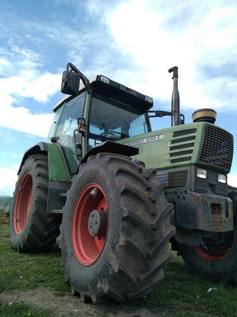 Vând tractor Fend Favorit