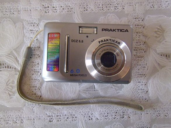 цифров фотоапарат-практика