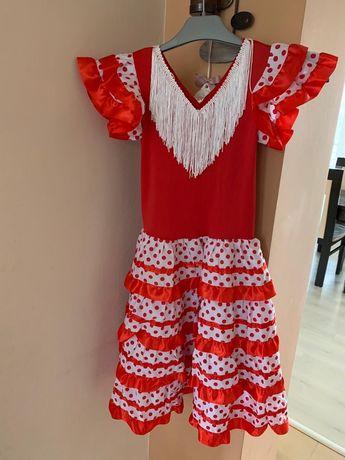 Vând rochița de dansuri(din Spania).