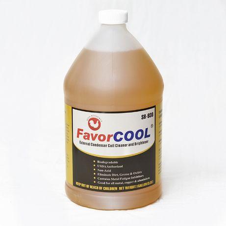 Препарат за почистване на климатици Favor Cool SB 930, биоразградим