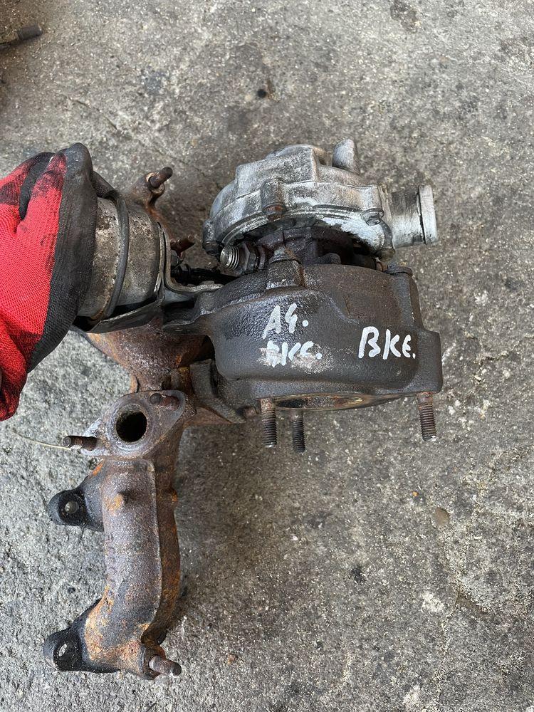 Turbina,turbo Audi A4\1.9tdi\BKE\116Cp