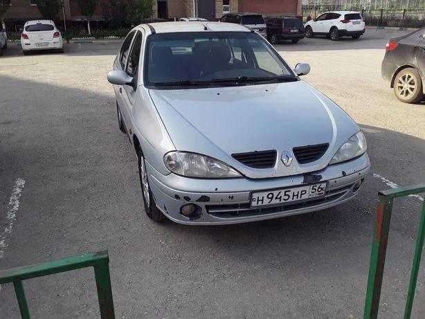 Продам Renault Megane 2002г.в