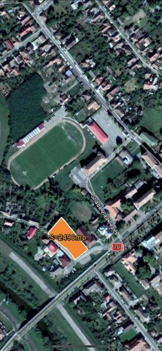Teren ultracentral în Chișineu Criș Chisineu-Cris - imagine 1