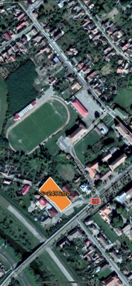 Teren ultracentral în Chișineu Criș