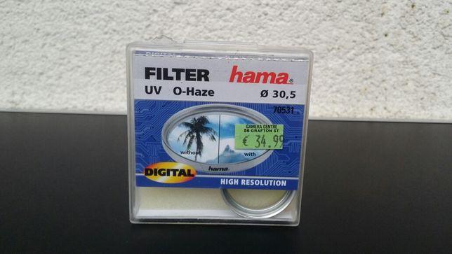 Filtru - uv - 0 - Haze - 30.5 - mm - Hama - video - foto