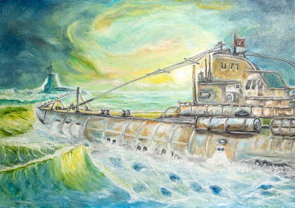 картини рисувани с масло
