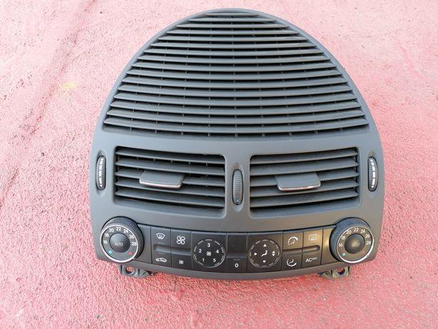 Panou comanda clima cu grile ventilație Mercedes E-Class W211