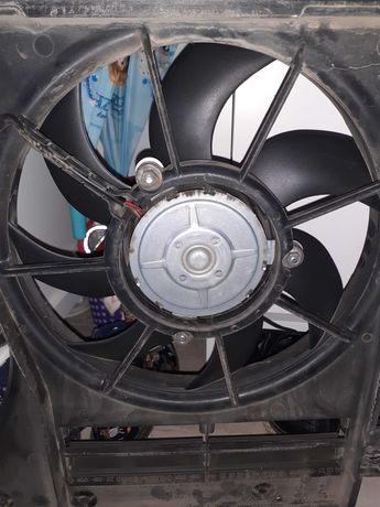 Ventilator radiator VW Tiguan