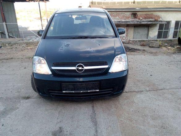 Опел Мерива, Opel Meriva 1.7 DTI 75кс 2005г НА ЧАСТИ