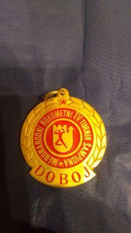 De colecție medalie sportivă Handbal