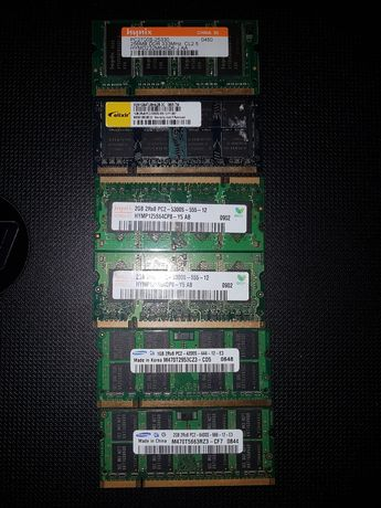 DDR memorie laptop
