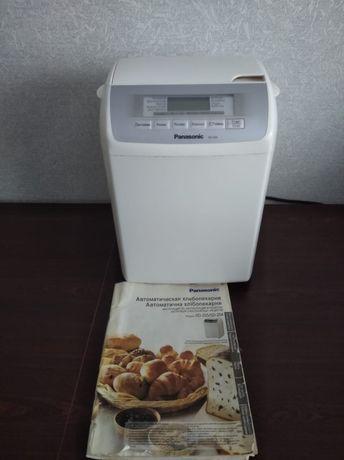 Продается Хлебопечка Panasonic.