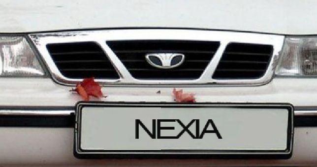 решётка радиатора Daewoo Nexia