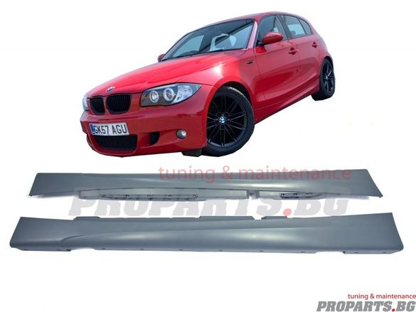 M прагове BMW 1er e87 04-10 5 врати