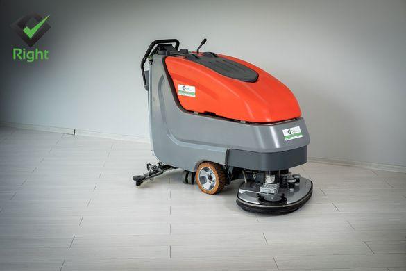 Машина за почистване на под на батерии - Hako B 90 / ЛИЗИНГ