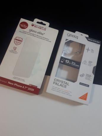 Protecție și husă iphone 12 pro max