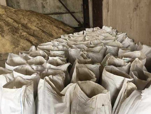 Продам зерно отходы  и пшеницу