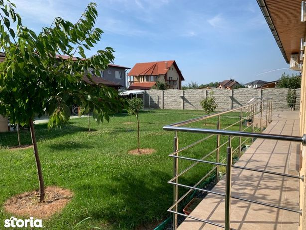 Casa individuala 137 m2 utili + 638 mp curte