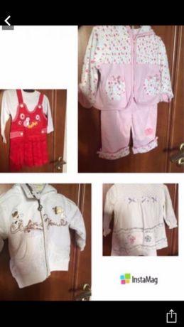 Продам детскую одежду на 6-9 месяцев. Новое