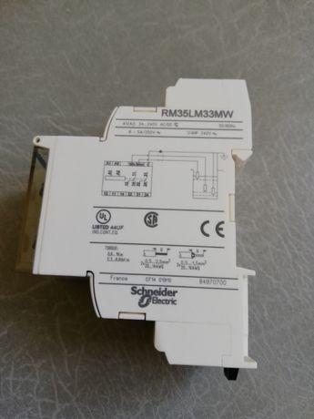 Releu comanda Telemecanique pentru lichide RM35LM33MW 24-220V ac/dc