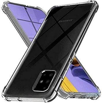 Samsung A41 A51 A71 A31 A21S A42 - Husa Silicon Anti Soc Ramforsata