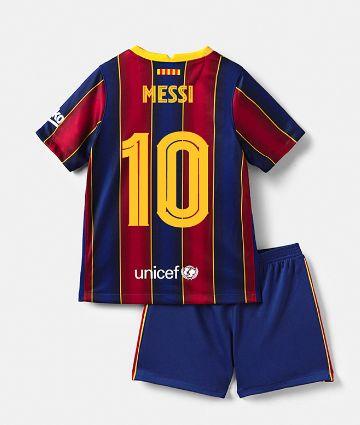 Детски Екип Меси Барса за 9 годишни Комплект размери 4-5-6-7-8-9-10-