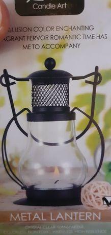 Лампа для свечи красивая