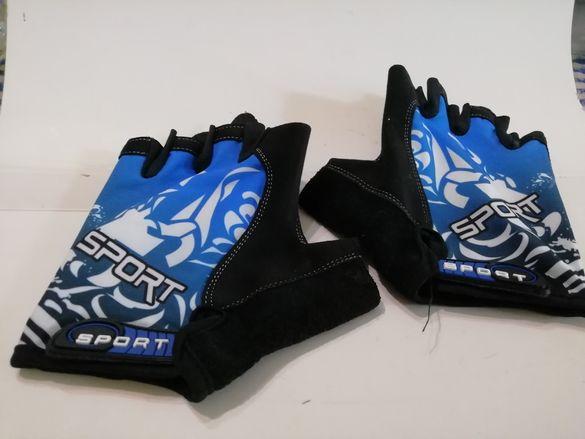 Ръкавици за колело или шофиране, без пръсти