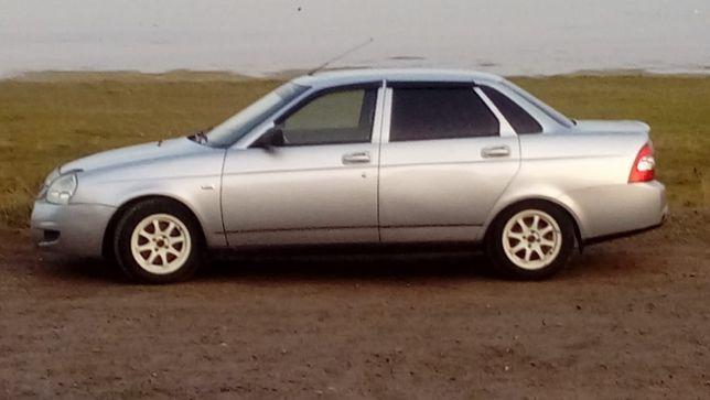 Автомобиль Ваз2170