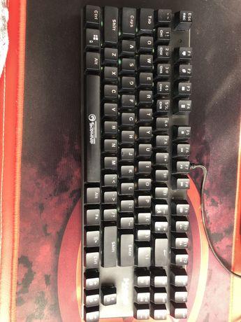 Tastatura mecanica de gaming mavro KG914G