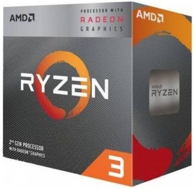 Ryzen 3 3200G cu placa video incorporata, merge GTA V, CS chiar și fh4