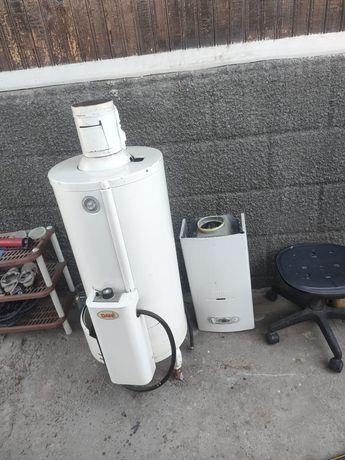 Продам газовую печь и колонку